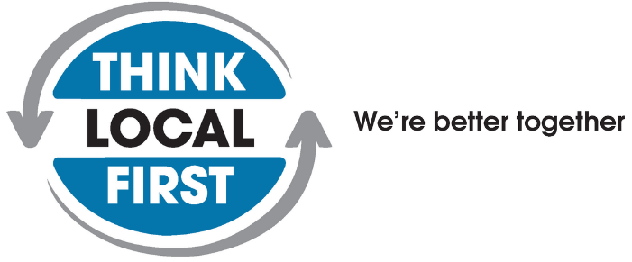Think Local First Society Logo